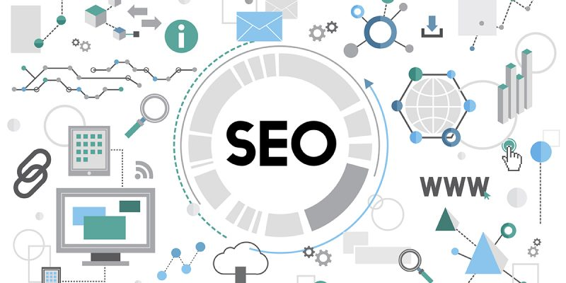 Searching Engine Optimizing SEO Browsing Concept